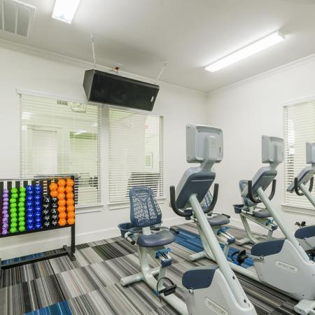 State-of-the-Art Fitness Center | Apartment Homes in Wylie, TX | The Mansions of Wylie01