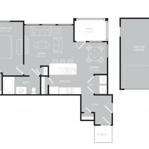 Floor Plan 6 | The Mansions on the Park