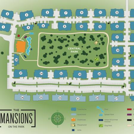 Apartments in Magnolia, TX | The Mansions on the Park
