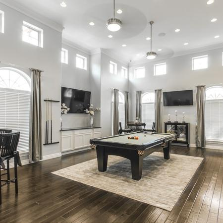 Spacious Dining Room | Apartment in Magnolia, TX | The Mansions on the Park