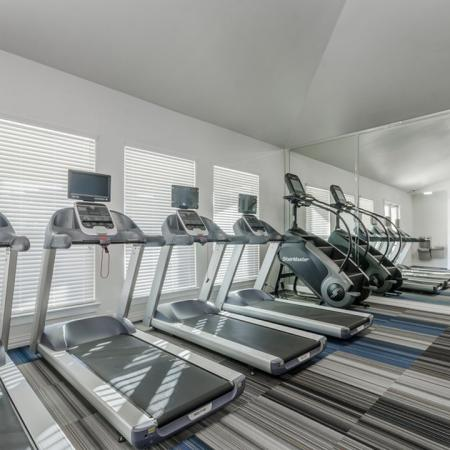 State-of-the-Art Fitness Center | Apartments For Rent In Austin TX | The Mansions at Travesia