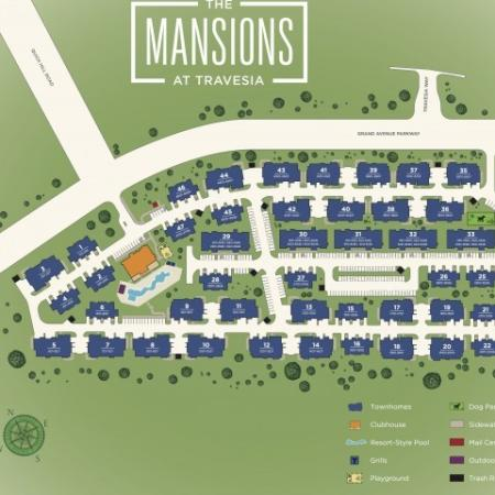 Austin Apartment Community | North Austin Apartments | The Mansions at Travesia
