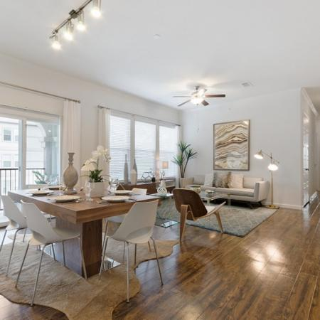 Spacious Dining Room | Apartments in CONROE | The Grand Estates in the Forest