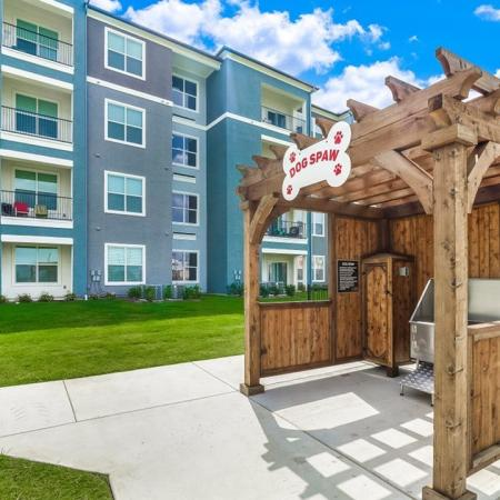 Resident Pet Park | Apartment Homes In Little Elm | The Luxe 3Eighty