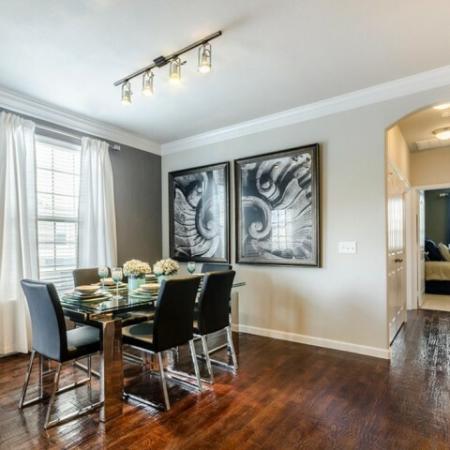 Spacious Dining Room | Apartments in SAN ANTONIO | The Mansions at Briggs Ranch