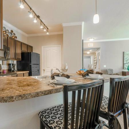 State-of-the-Art Kitchen | San Antonio Texas Apartments | The Estates at Briggs Ranch
