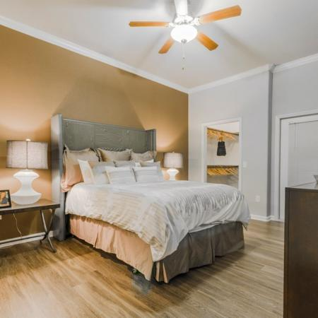 Elegant Master Bedroom | Apartment Homes In MAGNOLIA | The Estates Woodland
