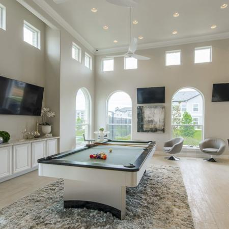 Spacious Resident Club House | Luxury Apartments In Georgetown TX | Mansions of Georgetown