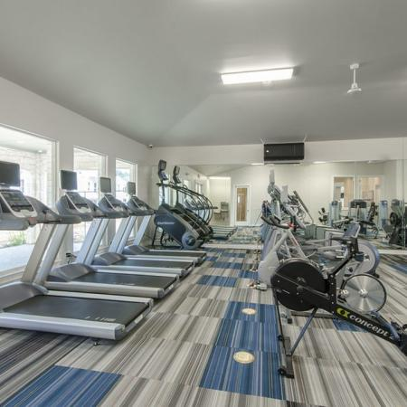 Cutting Edge Fitness Center | Apts In Georgetown TX | Mansions of Georgetown