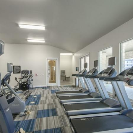 Resident Fitness Center | Apartment In Georgetown TX | Mansions of Georgetown
