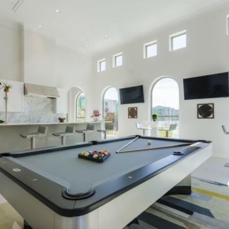 Elegant Community Club House | Apartments Richardson Texas | The Mansions at Spring Creek
