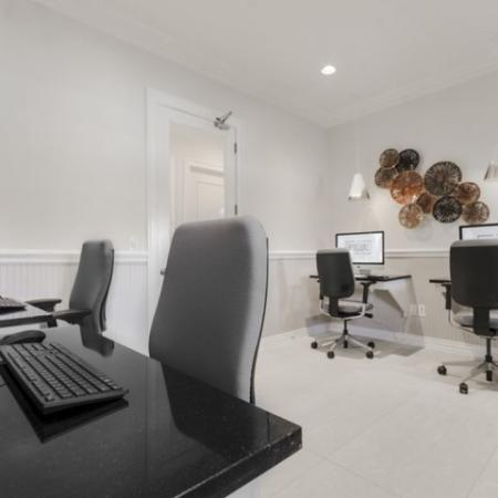 Resident Business Center | Apartments In Garland TX | The Mansions at Spring Creek