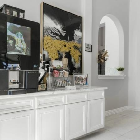 Coffee   Apartments For Rent In Richardson Texas   The Mansions at Spring Creek