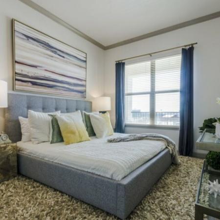 Spacious Bedroom | Apartments Garland TX | The Mansions at Spring Creek