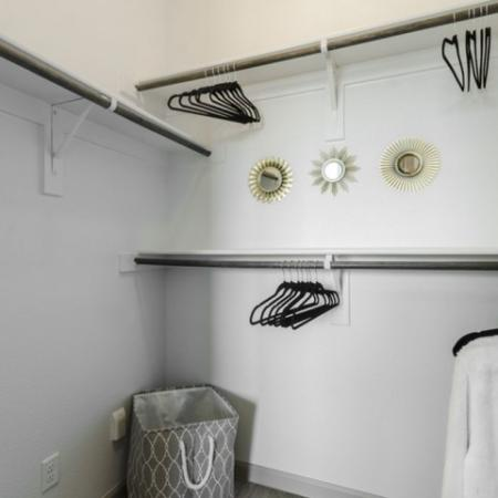 Spacious Closet | Apartments For Rent In Richardson Texas | The Mansions at Spring Creek