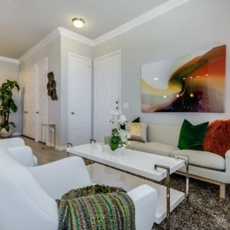 Living Space | North Austin Apartments | The Mansions at Travesia