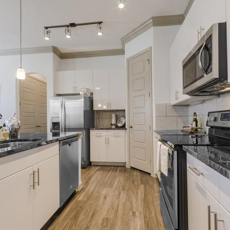 Modern Kitchen | Apartment In Georgetown TX | Mansions of Georgetown