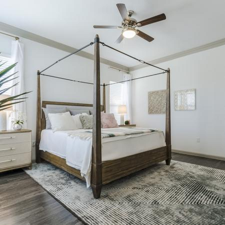 Spacious Bedroom | Apts In Georgetown TX | Mansions of Georgetown