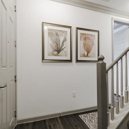 Spacious Hallway | Luxury Apartments In Georgetown TX | Mansions of Georgetown