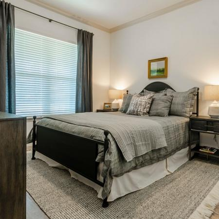 Spacious Bedroom | New Braunfels Apartments | The Luxe at Creekside