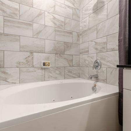 Ornate Bathroom | Apartments For Rent New Braunfels TX | The Luxe at Creekside