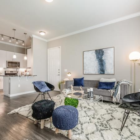 Luxurious Living Area | Apartments For Rent In Richardson Texas | The Mansions at Spring Creek