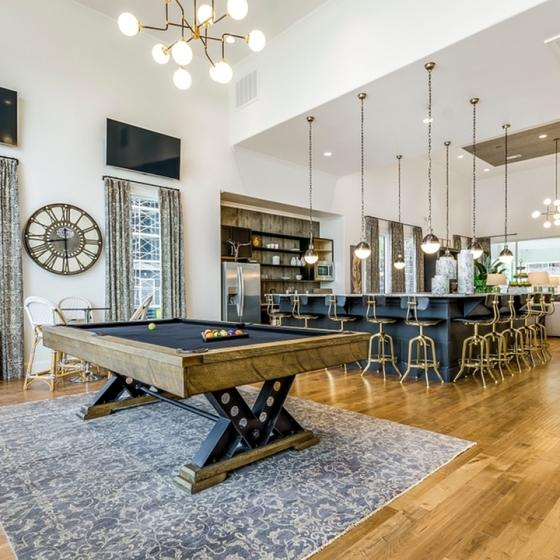 Elegant Dining Room | Apartments New Braunfels TX | The Luxe at Creekside