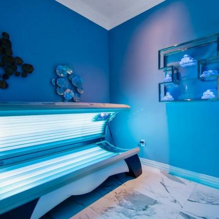 Private Indoor Tanning Facility