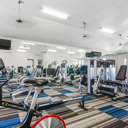 Cardio Free Weights  Training Stations