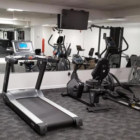State-of-the-Art Fitness Center | Carisbrooke at Manchester