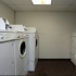 Resident Laundry Room | Summit Terrace Apartments