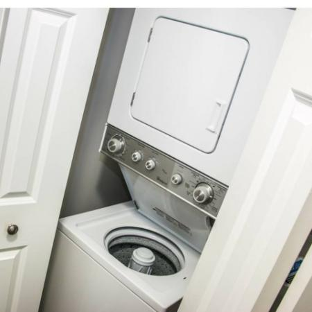 In-apartment Laundry| Apartment Homes In Manchester | Carisbrooke at Manchester