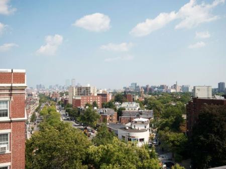 brookline apartments | City View