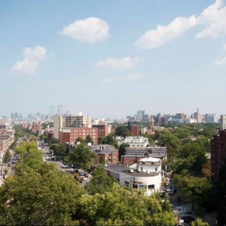 brookline apartments | City View