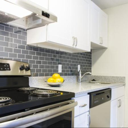 Modern Kitchen | Princeton Dover | Dover NH Apartment Buildings