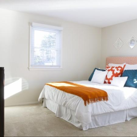 Bedroom | Princeton Dover | Dover NH Apartment Buildings