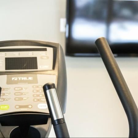 Fitness Machine | Princeton Dover | Apartment Complex Dover NH