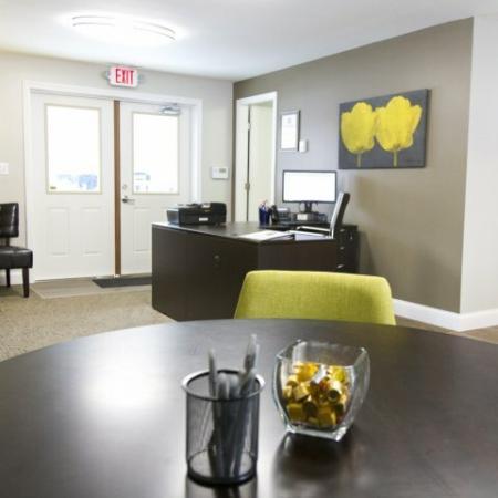 Vibrant Common Area | Princeton Dover | Apartment Complex Dover NH
