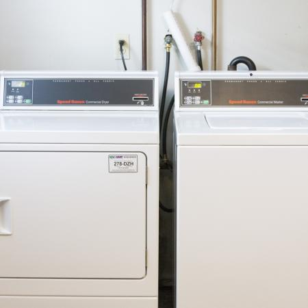Washer and Dryer | Princeton Dover | Dover NH Apartment Buildings