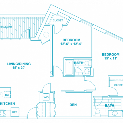 Millbrook | Floor Plan 6