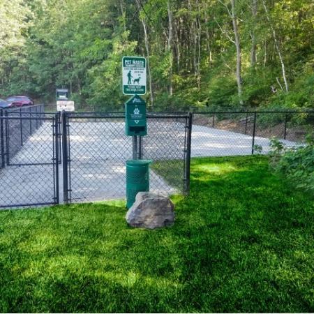 Community Dog Park | Princeton Dover | Apartment Complex Dover NH