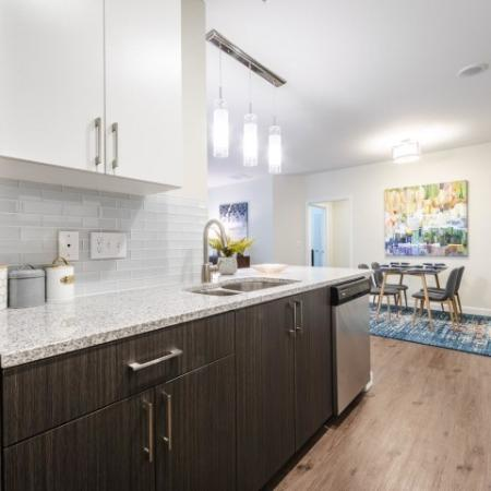 Modern Kitchen | Chelmsford Apartments | Mill and 3 Apartments