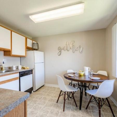 apartments near umass lowell | Kitchen