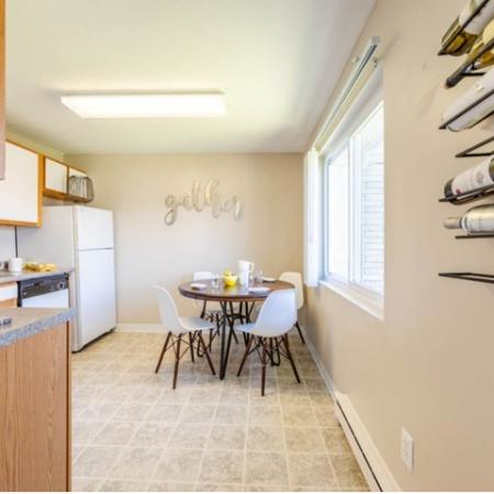 Kitchen | Princeton Reserve apartments in Dracut, MA.