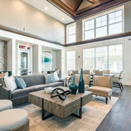 Elegant Resident Club House | North Andover MA Apartment Homes | Princeton North Andover