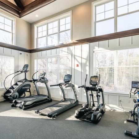 Cutting Edge Fitness Center | Apartments Homes for rent in North Andover, MA | Princeton North Andover