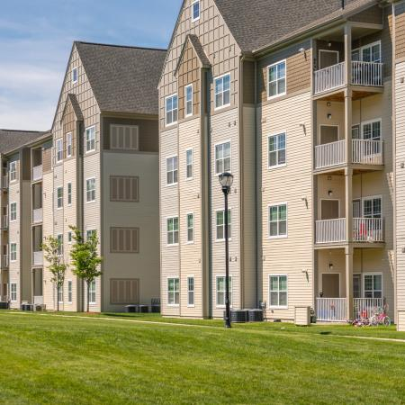 Apartment Complex | Princeton Westford