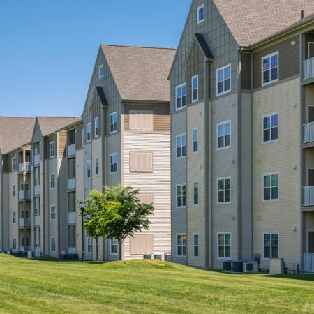 Apartment Building | Princeton Westford