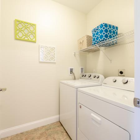 In-home Laundry| Princeton Westford