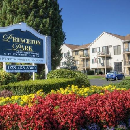 Welcoming views | Princeton Park Apartments